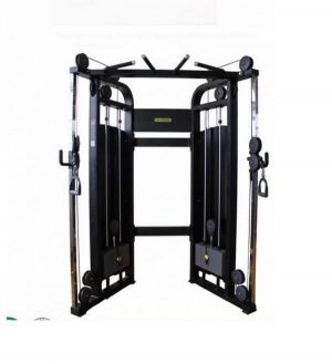 Functional Trainer Cable Crossover Dual Puller Machine